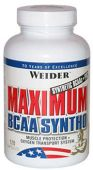 Maximum BCAA Syntho (Weider) 240 капсул