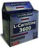 L-Carnitine 3600 (Genetic Force) 20 амп.*25 мл.