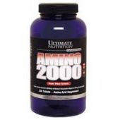 Super Whey Amino 2000 (Ultimate Nutrition) 330 таб.