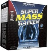 Super Mega Gainer (Dymatize) 5454 г