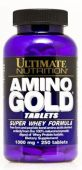 Amino Gold capsules 1000 (Ultimate Nutrition) 250 капс.